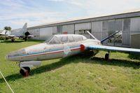 101 @ LFLQ - Fouga CM-170 Magister, Musée Européen de l'Aviation de Chasse, Montélimar-Ancône airfield (LFLQ) - by Yves-Q