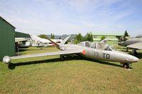 57 @ LFLQ - Fouga CM-170 Magister, Musée Européen de l'Aviation de Chasse, Montélimar-Ancône airfield (LFLQ) - by Yves-Q