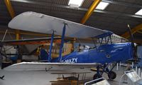 BAPC021 @ X4WT - At the Newark Air Museum - by Guitarist