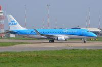 PH-EXM - E75S - KLM