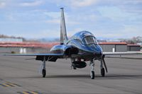 66-4332 @ KBOI - Taxiing from south GA ramp. 9th Recon Wing, Beale AFB, CA. - by Gerald Howard