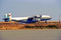 CCCP-09302 @ LCA - Larnaca Cyprus 2.5.1990 - by leo larsen