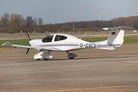 D-ESCS @ EHLE - Lelystad Airport - by Jan Bekker