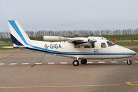 G-GIGA @ EHLE - Lelystad Airport - by Jan Bekker