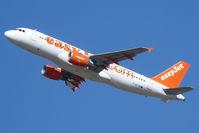 G-EZTN @ LFBO - Take off