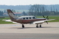 D-EPHH @ LSZG - At Grenchen Airport. - by sparrow9