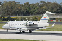 9A-CRO @ LMML - Canadair Challenger 604 (CL-600) 9A-CRO Government of Croatia - by Raymond Zammit