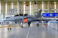 302 @ LFMI - Dassault Rafale B, Displayed at Istres-Le Tubé Air Base 125 (LFMI-QIE) open day 2016 - by Yves-Q