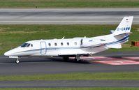 D-CAWM @ EDDL - Aerowest Ce560XLS - by FerryPNL