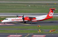 D-ABQI @ EDDL - Air Berlin DHC8 arrived in DUS - by FerryPNL