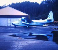 C-GHDD - Taken near CFB Masset in about 1971 - by E. Strum
