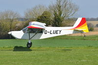 G-LUEY @ X3CX - Landing at Northrepps. - by Graham Reeve