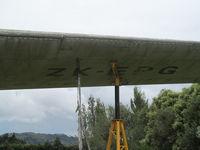 ZK-EPG @ NZAR - civil reg upon sale from NZRAF in 1979 - by magnaman