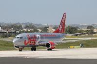 G-GDFE @ LMML - B737-300 G-GDFE Jet2.Com - by Raymond Zammit
