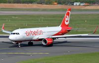 D-ABNO @ EDDL - Air Berlin A320 - by FerryPNL