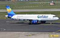 D-AICF @ EDDL - Condor A320 - by FerryPNL