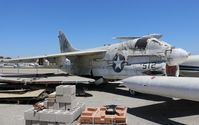 154538 @ CNO - A-7B Corsair II - by Florida Metal