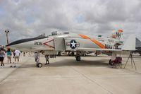 155563 @ TIX - F-4J Phantom II - by Florida Metal