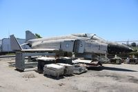 157282 @ CNO - F-4J Phantom II used as a movie prop at one time