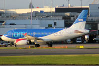 G-DBCG @ EGLL - Taxiing