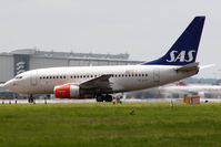 SE-DTH @ EGLL - Taxiing