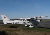 D-ESUE @ EDWF - D-ESUE at Leer airport - by Jack Poelstra
