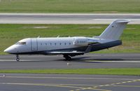 D-AAAY @ EDDL - Air Independence Challenger 604 arrived in DUS - by FerryPNL