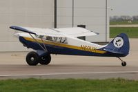 N60UK @ EGSH - Very nice visitor. - by keithnewsome
