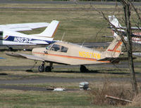 N5674W @ 47N - Nice old bird at Central Jersey Regional. - by Daniel L. Berek