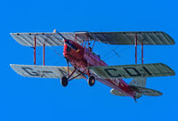 G-ACDI - Over Berwick St James, Wiltshire - by James Whatley