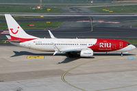 D-ATUZ @ EDDL - Dusseldorf Airport - by Jeroen Stroes