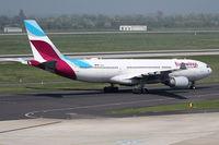 D-AXGC @ EDDL - Dusseldorf Airport - by Jeroen Stroes