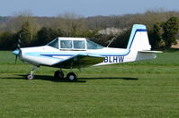 G-BLHW @ X3CX - Departing from Northrepps. - by Graham Reeve