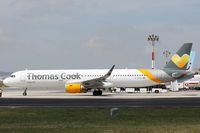 G-TCDE @ LMML - A321 G-TCDE Thomas Cook Airlines - by Raymond Zammit