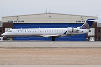 N751SK @ KBOI - Landing roll out on RWY 10L. - by Gerald Howard