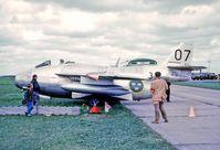 29487 @ KRP - Karup Danish Air Show 1.6.1969 - by leo larsen