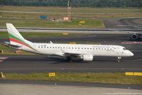 LZ-VAR @ EDDL - Embraer ERJ-190AR 190-100IGW - FB LZB Bulgaria Air - 19000496 - LZ-VAR - 27.07.2016 - DUS - by Ralf Winter
