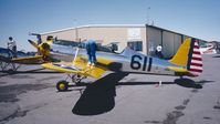 N214D @ O88 - Old Rio Vista Airport California 1980's? - by Clayton Eddy