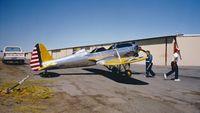 N61646 @ O88 - Old Rio Vista Airport California 1980's? - by Clayton Eddy