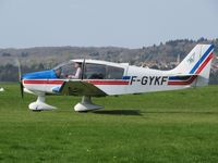 F-GYKF - DR40 - Not Available