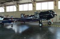 N7968C @ KWBW - at Wilkes Barre airport - by Jack Poelstra