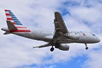 N763US @ KBOI - Landing RWY 10L. - by Gerald Howard