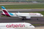 D-AEWF @ EDDL - Eurowings - by Air-Micha