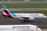 D-ABGJ @ EDDL - Eurowings - by Air-Micha