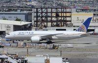 N27908 @ KSFO - Boeing 787-8 - by Mark Pasqualino