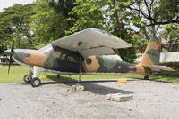 7135 @ VTBD - On display at the Royal Thai Air Force Museum. Twelve of these utility aircraft were operated by the RTAF from 1963 to 1986.