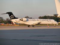 D-ACPT @ EDDK - Bombardier CL-600-2C10 CRJ-701ER - CL CLH Lufthansa CityLine 'Star Allinace' 'Altötting' stored CGN 30.03.2015 - 10103 - D-ACPT - 21.09.2015 - CGN - by Ralf Winter