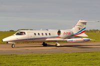 D-CFOR @ EGSH - Evening air ambulance. - by keithnewsome