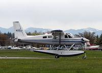 N20KA @ CYNJ - Just landed - by Guy Pambrun