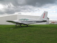ZK-EVP @ NZAR - ready for next flight to Whakatane - by magnaman